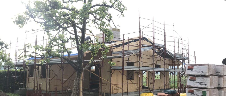 Alzare Un Piano Casa casa in legno ad un piano di 90 mq - ligno